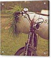 Bali Bike Acrylic Print