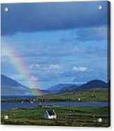 Ballinskellig, Ring Of Kerry, Co Kerry Acrylic Print