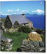 Ballinskelligs, Iveragh Peninsula Acrylic Print