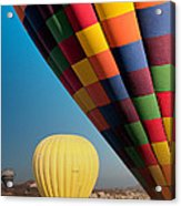 Ballons - 3 Acrylic Print by Okan YILMAZ