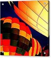 Balloon Glow 1 Acrylic Print