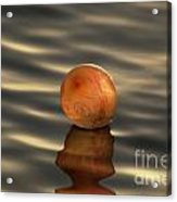 Balloons On The Water Acrylic Print