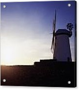 Ballycopeland Windmill, Co. Down Acrylic Print