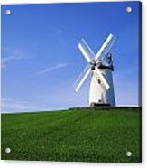 Ballycopeland Windmill, Millisle Acrylic Print