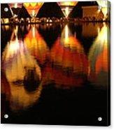 Baloominaria Reflections Acrylic Print