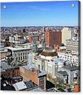 Baltimore Nw Acrylic Print