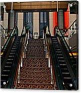 Baltimore Stairway Acrylic Print