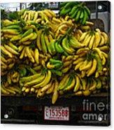Bananas For Sale  Acrylic Print