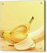 Bananas Acrylic Print by Sandra Cunningham