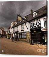 Banbury High St Acrylic Print