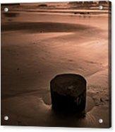 Bandon Sunset. Acrylic Print