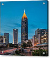 Bank Of America Plaza Atlanta Acrylic Print