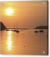 Bantry Bay, Bantry, Co Cork, Ireland Acrylic Print by Peter Zoeller
