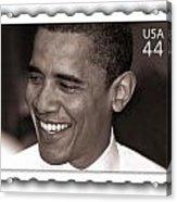 Barack Obama Portrait. Photographer Ellis Christopher Acrylic Print