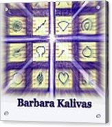 Barbara Kalivas Acrylic Print