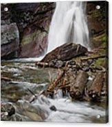 Baring Falls In Spring Acrylic Print