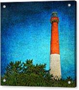 Barnegat Light Acrylic Print by Pat Abbott
