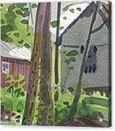 Barns 12 Acrylic Print
