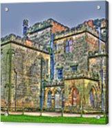Baronial Home Acrylic Print