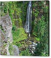 Barr Creek Falls Acrylic Print
