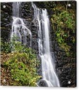 Barrow Beck Falls Lake District Uk Acrylic Print