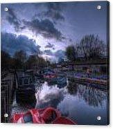 Barrow On Blues Acrylic Print