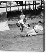Baseball Game, C1915 Acrylic Print