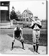 Baseball: Princeton, 1901 Acrylic Print