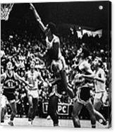 Basketball Game, 1966 Acrylic Print