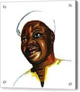 Bassek Ba Kobhio Acrylic Print
