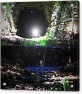 Bat Cave Acrylic Print