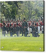 Battle 13 Acrylic Print