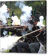 Battle 27 Acrylic Print