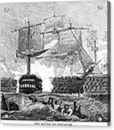 Battle Of Trafalgar, 1805 Acrylic Print