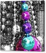 Baubles Bangles And Beads Acrylic Print
