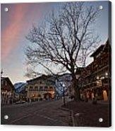 Bavarian Christmas Acrylic Print