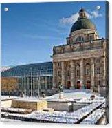 Bavarian State Chancellery Acrylic Print