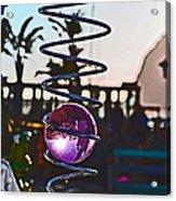 Beach Ball Acrylic Print