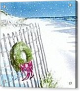 Beach Holiday Acrylic Print