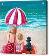 Beach I Acrylic Print