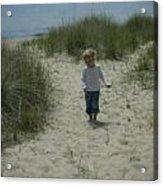 Beach Memories Acrylic Print