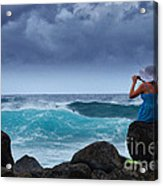 Beach Pictures Acrylic Print