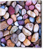 Beach Rocks 2 Acrylic Print