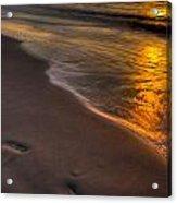 Beach Walk - Part 2 Acrylic Print