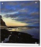 Beachsunset Acrylic Print