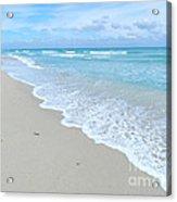 Beachtime Acrylic Print