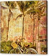 Beachy Keen Acrylic Print