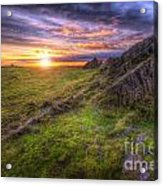 Beacon Hill Sunrise 11.0 Acrylic Print