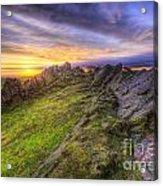 Beacon Hill Sunrise 5.0 Acrylic Print