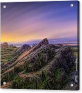 Beacon Hill Sunrise 7.0 Acrylic Print